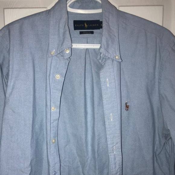 Ralph Lauren Button Up Long-Sleeve